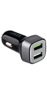Puro Car Fast Charger USB 2
