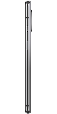 OnePlus 7T Frosted Silver side