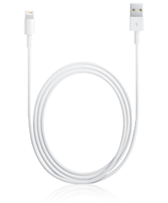 Apple Lightning til USB Kabel