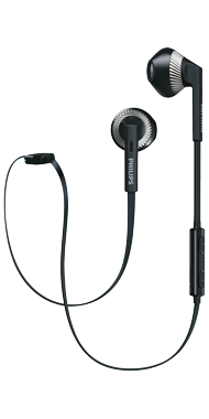 Philips In-ear Bluetooth Hovedtelefoner SHB5250
