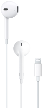 Apple Earpods med Lighting