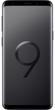 Samsung Galaxy S9 sort front
