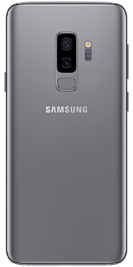 Samsung Galaxy S9+ Titanium Grey back