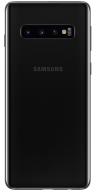 Samsung Galaxy S10 Prism Black back